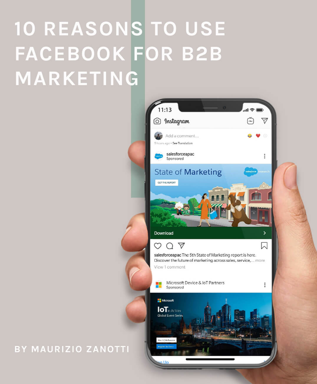 10 reasons to use Facebook for B2B Marketing