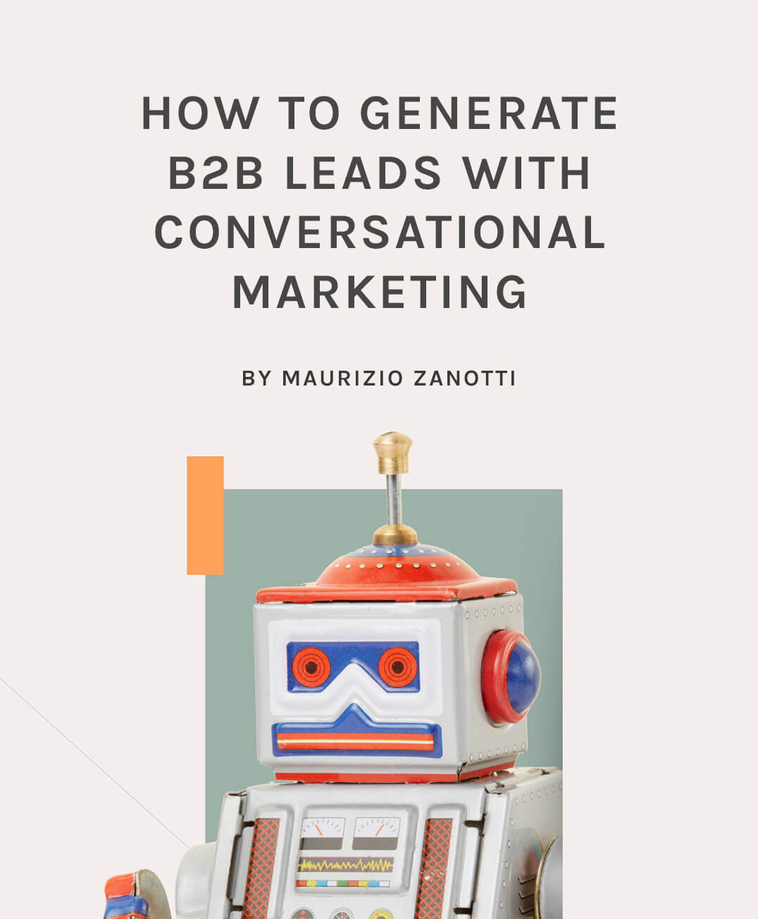 How To Generate B2B Leads With Conversational Marketing